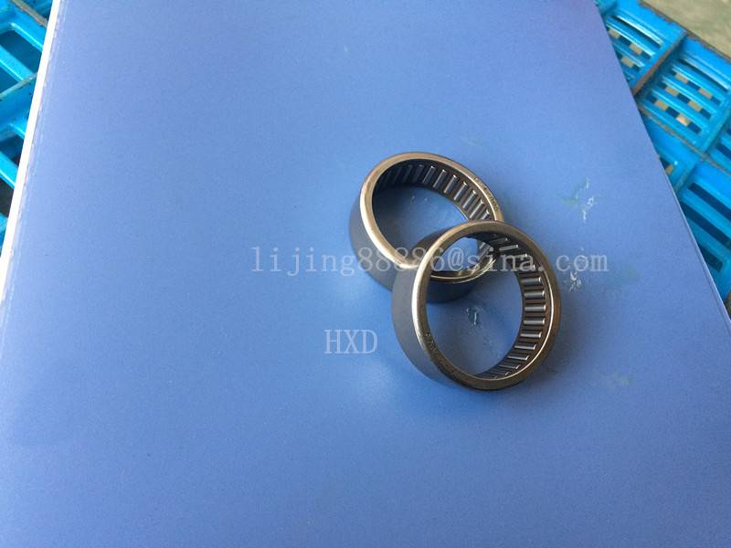 FH0810,FH0812 HXD BEARING Full complement drawn cup needle roller bearings