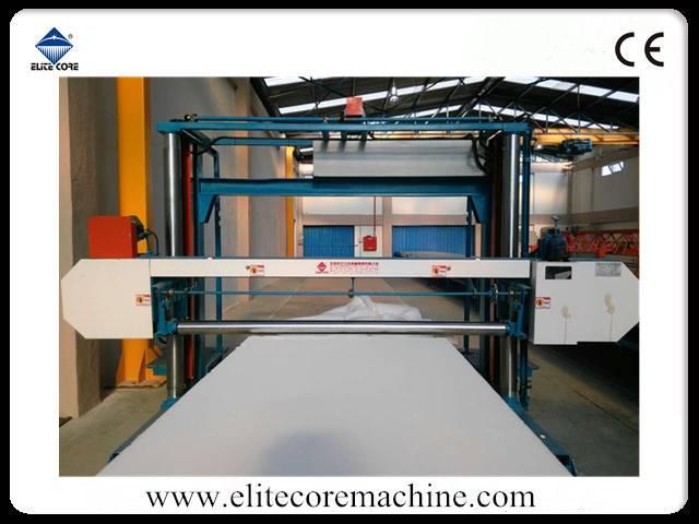 Automatic foam long sheet cutter .foam long sheet cutting machine