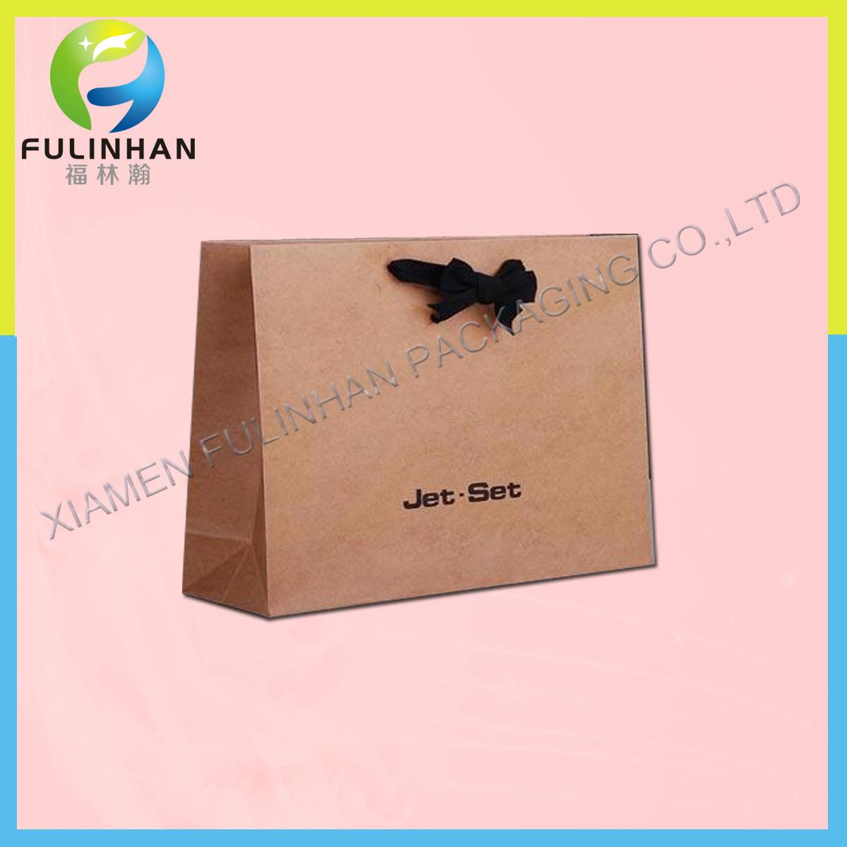 Custom printed Paper Bag,Shopping Bag in High Quality