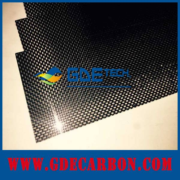 Carbon Fiber Sheet and CNC Carbon Fiber Service