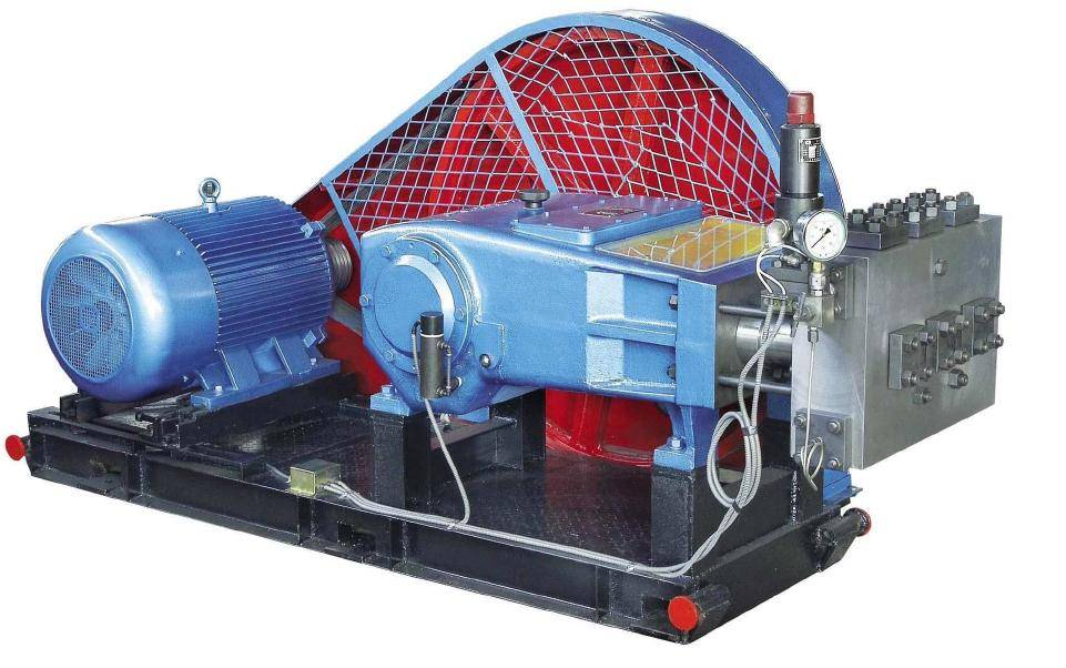 3S Series Water Injection Pump