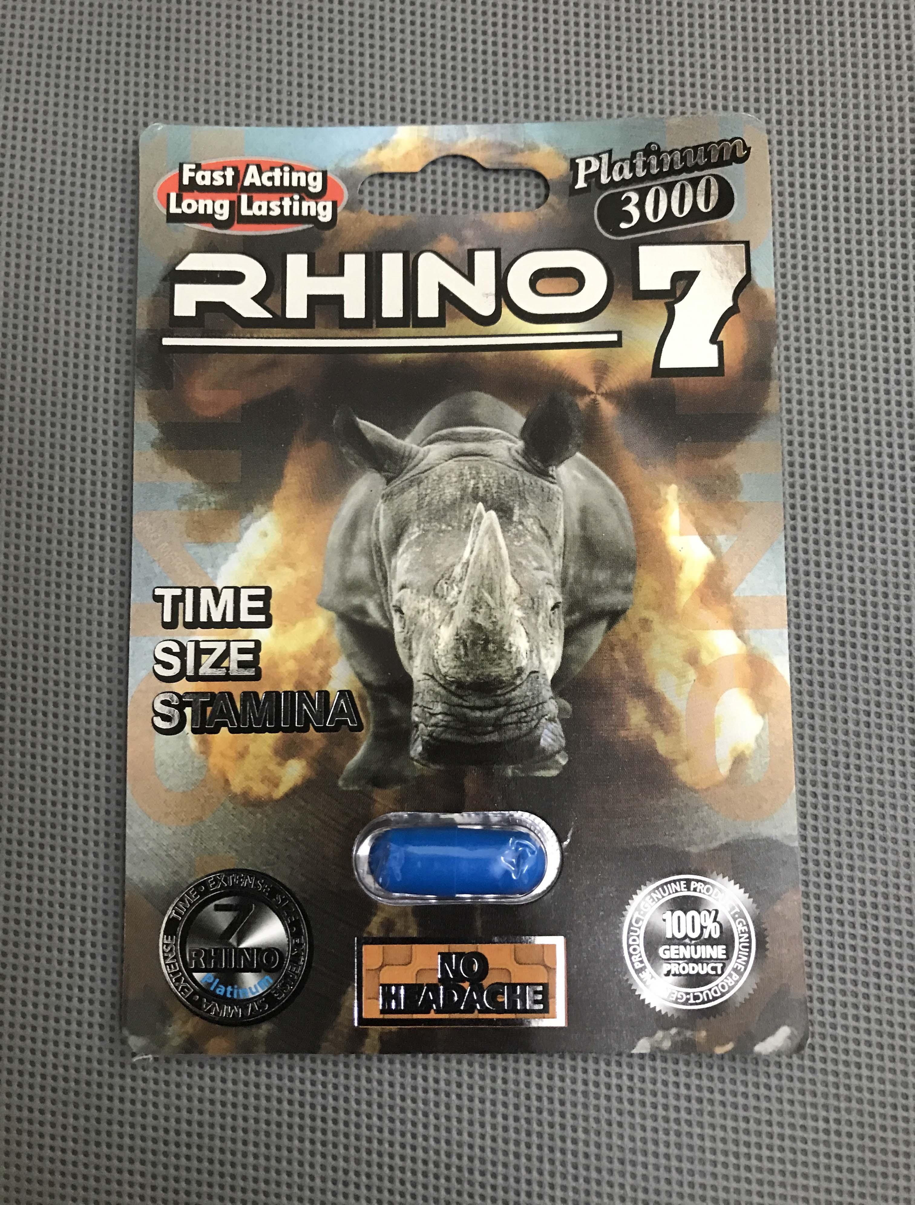 Rhino 7 Sex Pills Male Enhancement Enlargement Sex Products