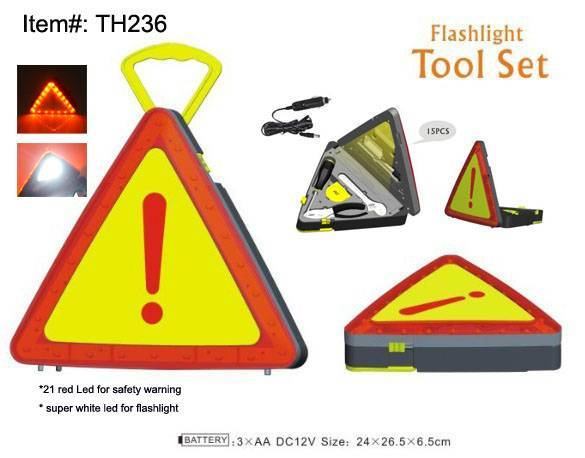 Emergency Lighted Toolbox TH236