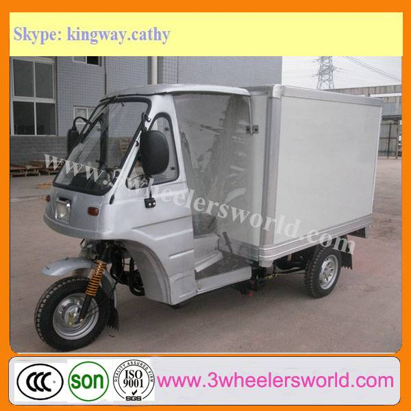 Van Truck Cargo Tricycle Sale from China Manufacture
