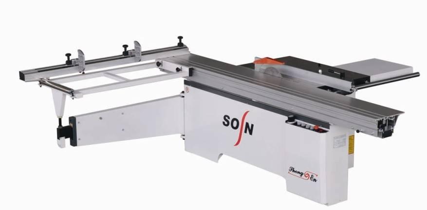 wood cutting panel saw machine MJ6128D