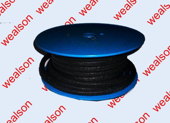 Sell expanded graphite fiber braided packing