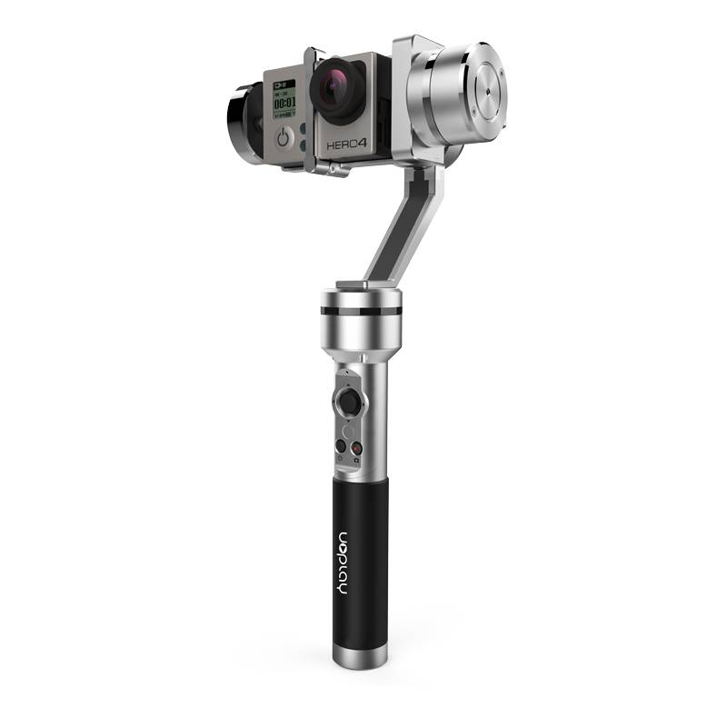 AIbird Uoplay 3 axis handheld gimbal stabilizer for iPhone samsung smartphone and gopro