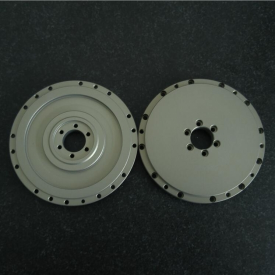 Precision Metal or Plastic Flange Cnc Machining Service