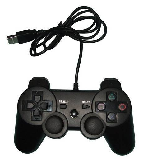 PS3 dualshock wired controller with bonding/with IC