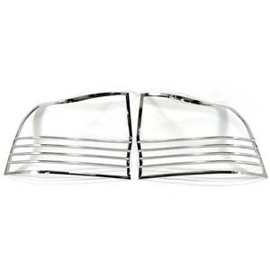 Ssangyong Actyon Tail light chrome cover