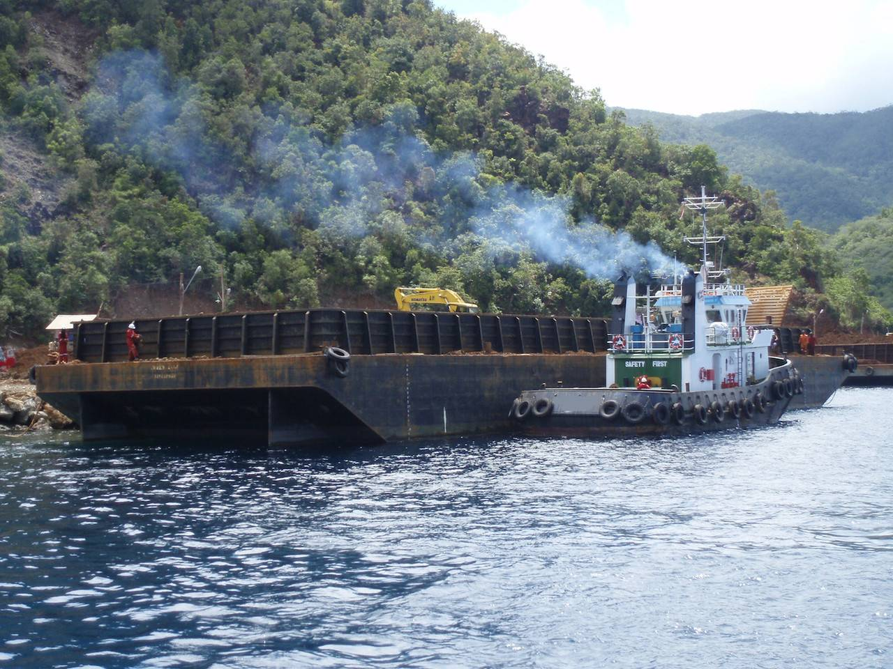 230 ft Tug & Barge set for Sale direct to owner