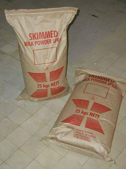 we supply skimmed milk powder
