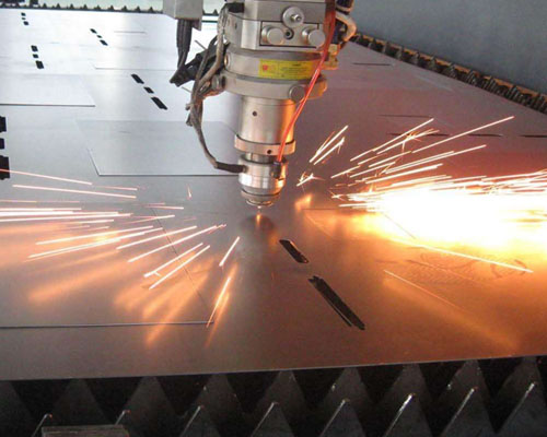 Laser Cutting Service China