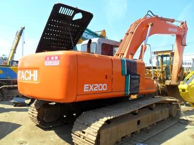 USED HITACHI EX200-2 EXCAVATOR FOR SALE