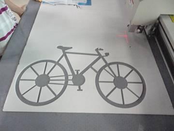 KT board Corrugated Plastic Sheets cutter plotter cutting machine