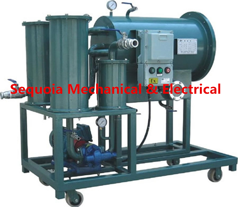 lubricating oil purifier system hot sales