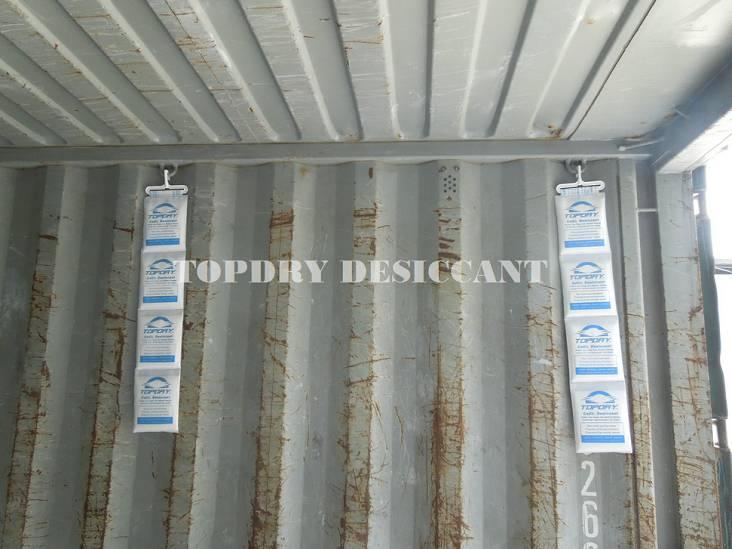 Cargo Container Desiccant