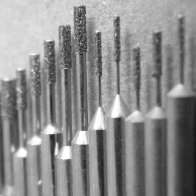 Electroplated Diamond Files