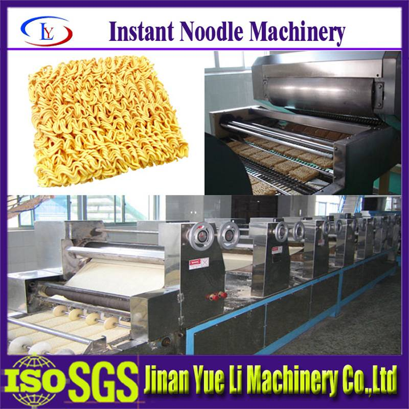Hot sell Instant Noodle making machine from China food machine manufacture