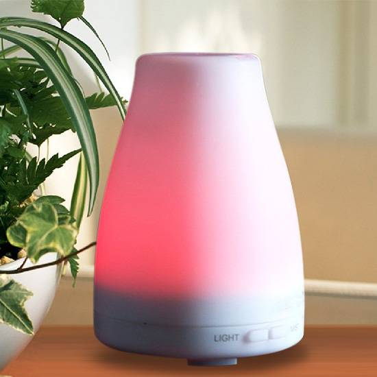 mini ultrasonic Humidifier With Colour Changing Led Light health care product