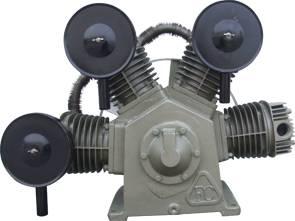 18.5kw 25hp 116psi iron cast Oilfree air compressor motor air piston pump