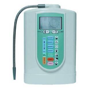 Economic alkaline water ionizer