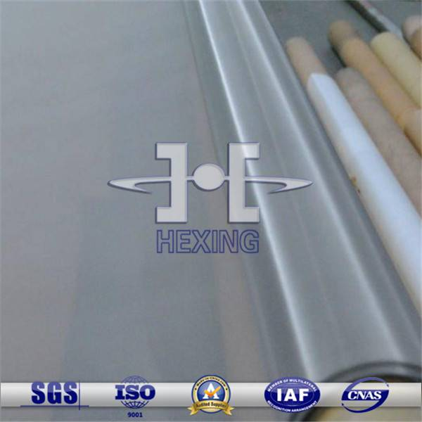 0.1mm 304 stainless steel woven wire mesh