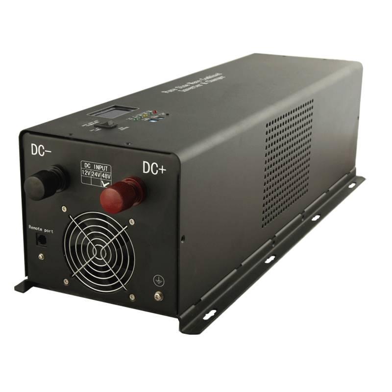 Hot Sales Pure Sine Wave Solar Inverter 6000W