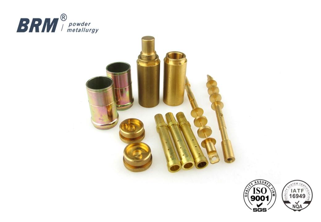 CNC machining brass metal parts
