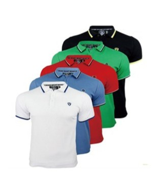 Custom Golf Polo Shirt with Embroidery Logo, prompt delivery