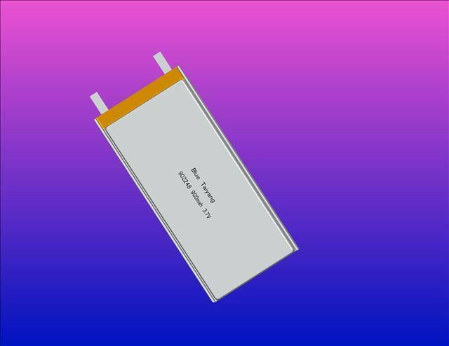 902248Li-polymer battery