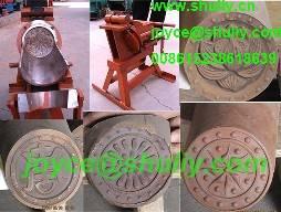 Manual Roof Tile Making Machine 008615238618639