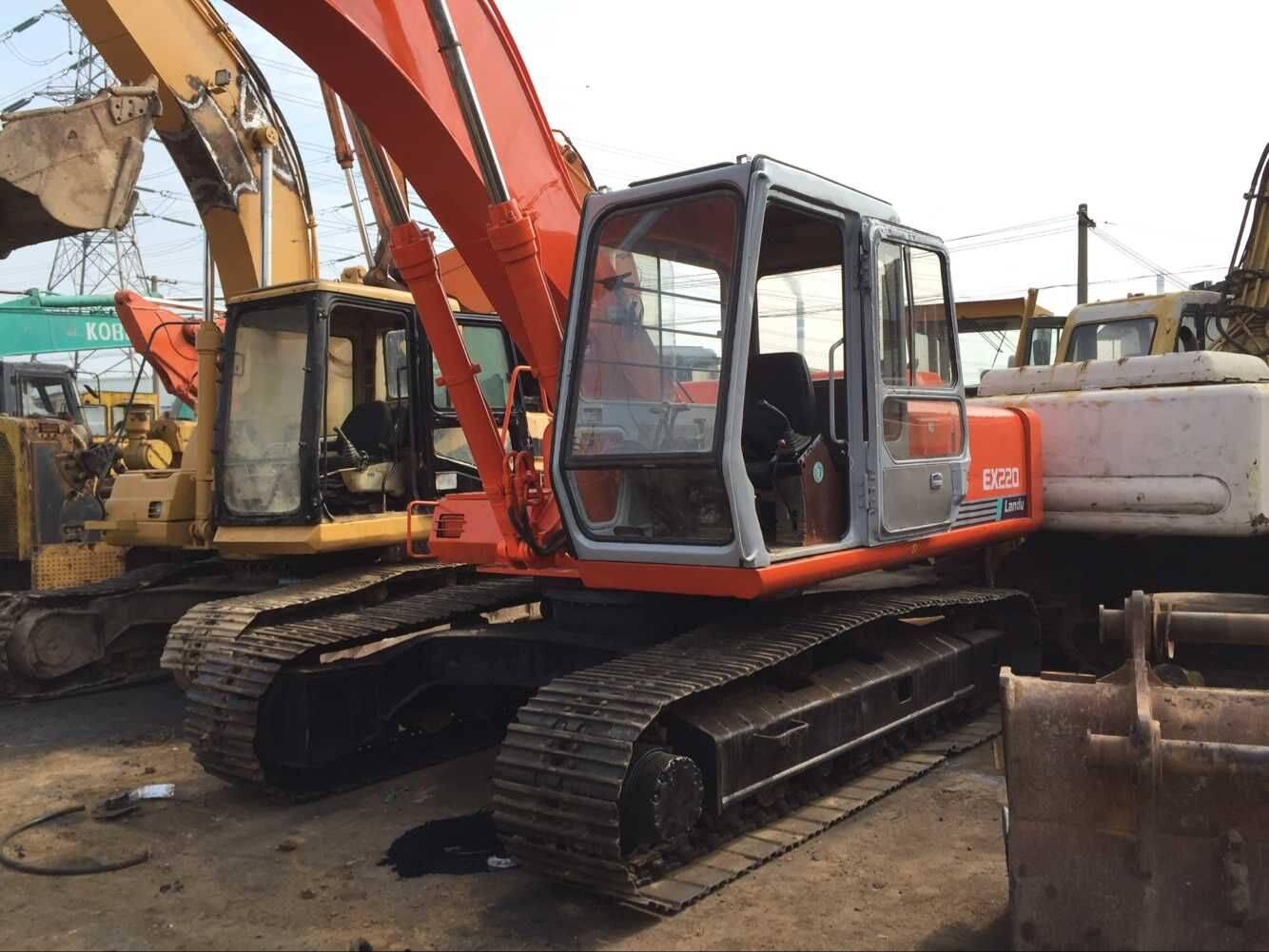 Used Hitachi EX200-1 Excavator, Used Excavator EX200-1 for Sale