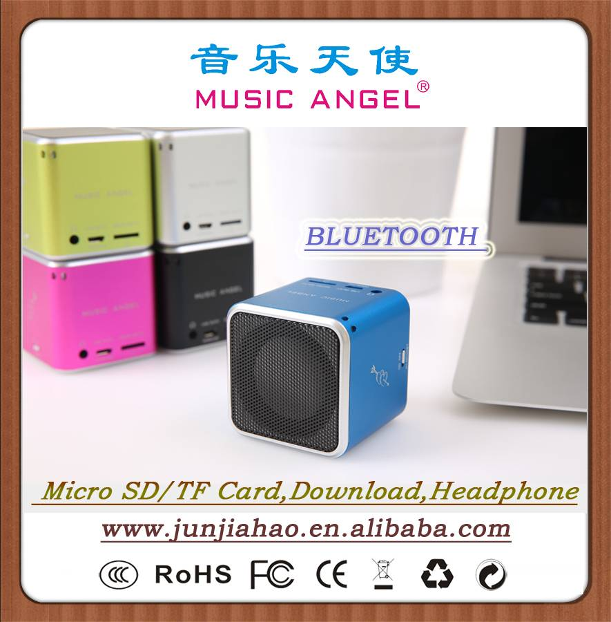 MUSIC ANGEL JH-MD06BT Bluetooth speaker with subwoofer
