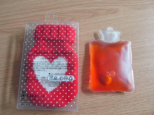 Reusable Heart Shaped Gel Hot Pack Hand Warmer