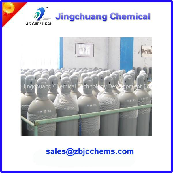 5N 99.999% high purity liquid Chlorine electronic grade CAS 7782-50-5