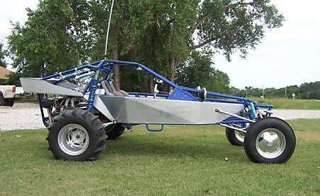 long travel dune buggy sand rail Subaru powered