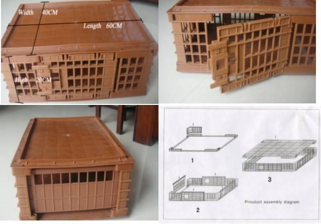Game Bird Crate