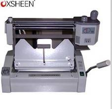 GB320 glue book binding machine