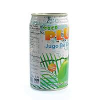 Canned Coconut Juice 330 ml.