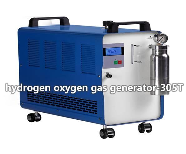 Hydrogen Oxygen Gas Generator with 300 liter/hour gas generator