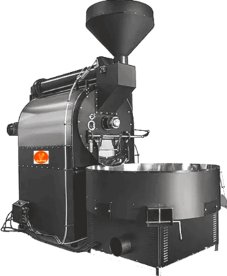 Commercial Coffee Roasting Machine 120 KG