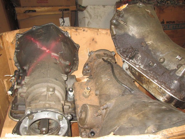 Aluminum Automotive transmission scrap