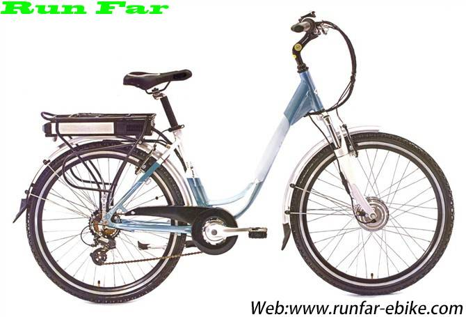 Run Far Electric Bicycle