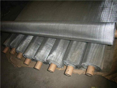Stainless Steel Dutch Twill Woven Wire Fabric