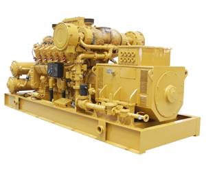 3412T Natural Gas Generator(1000kw)