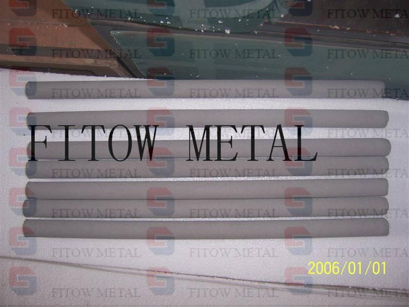 Sintered titanium powder filter Manufacturer