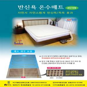 WATER HEATER MAT