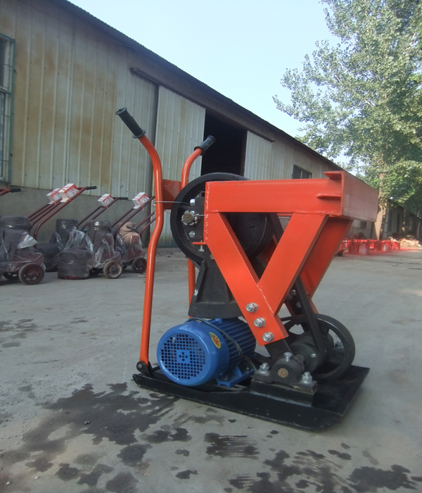 High efficiency frog electric tamper for construction with hot selling