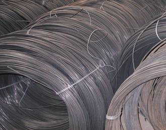 we manufacture and supply high quality black iron steel wire